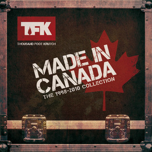 Made In Canada: The 1998 - 2010 Collection Albumcover