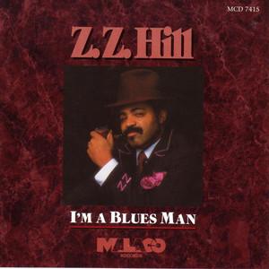 I'm a Blues Man album