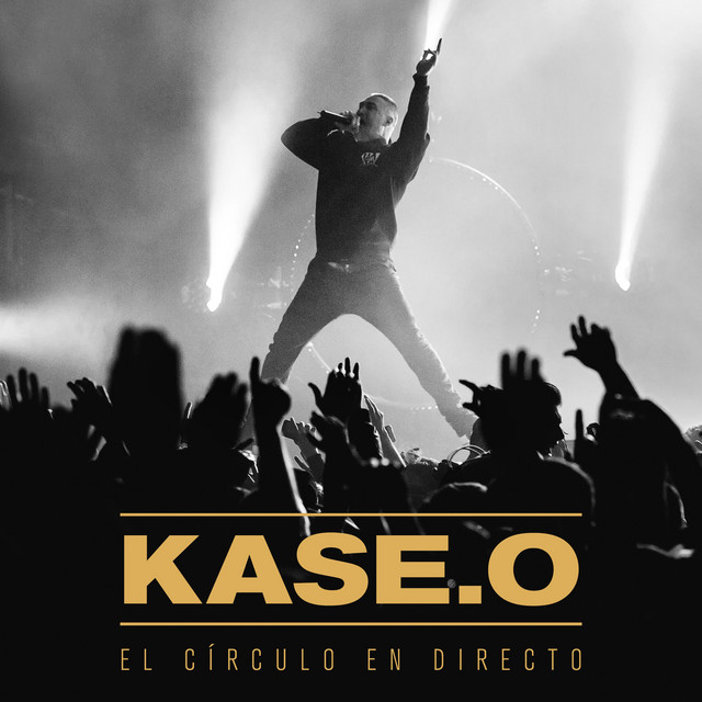 Album cover for El Círculo en Directo by Kase.O