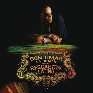 Da Hitman Presents: Reggaetón Latino Albumcover