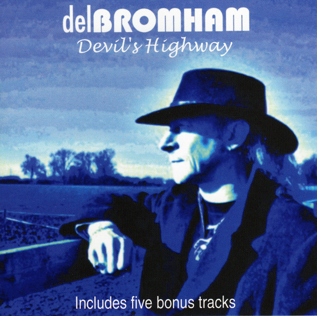 Del Bromham tickets and 2017 tour dates