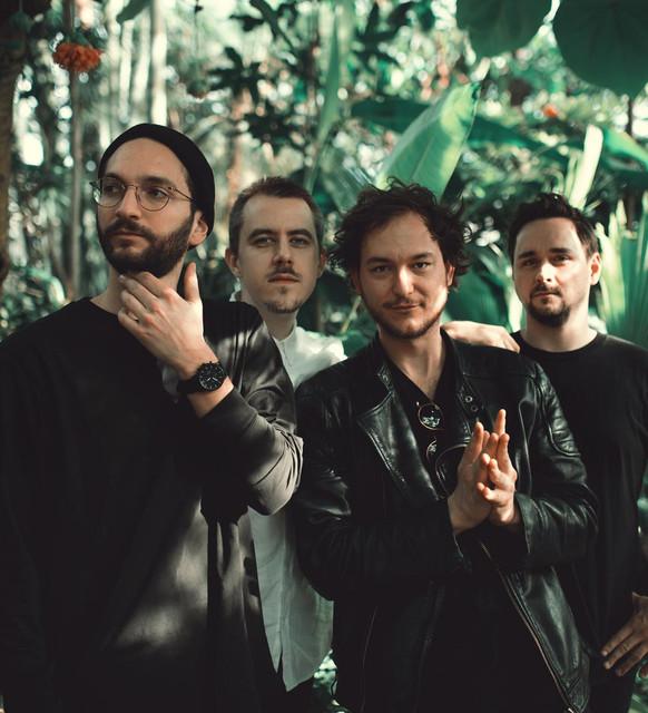 Indie-pop quartet KYTES stream new album 'good luck' ile ilgili görsel sonucu