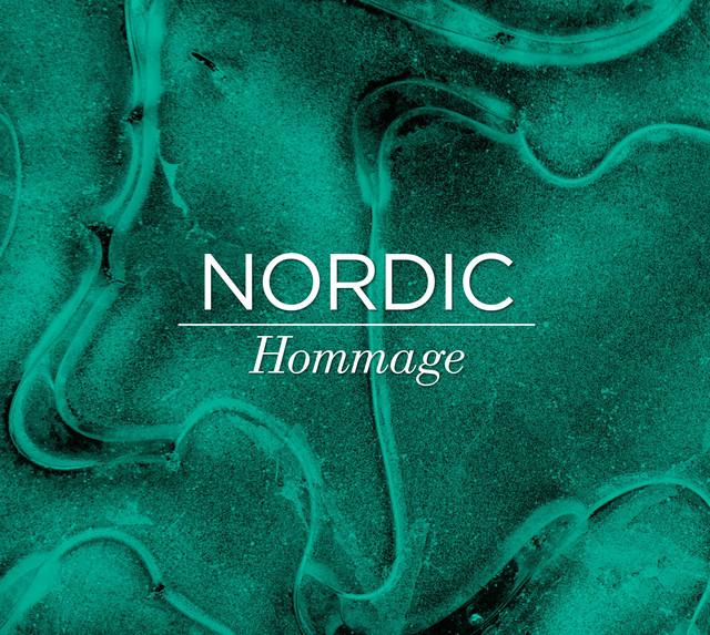 Skivomslag för Nordic: Hommage