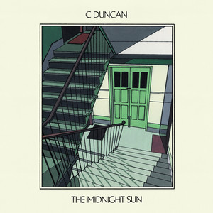 Album cover for The Midnight Sun by C Duncan