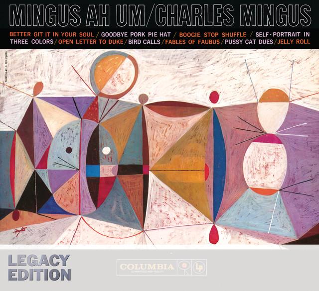 Charles Mingus AH UM - 50th Anniversary (Legacy Edition) album cover