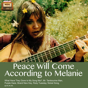 Peace Will Come According To album