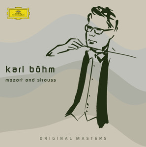 Karl Böhm - Early Mozart and Strauss Recordings Albumcover