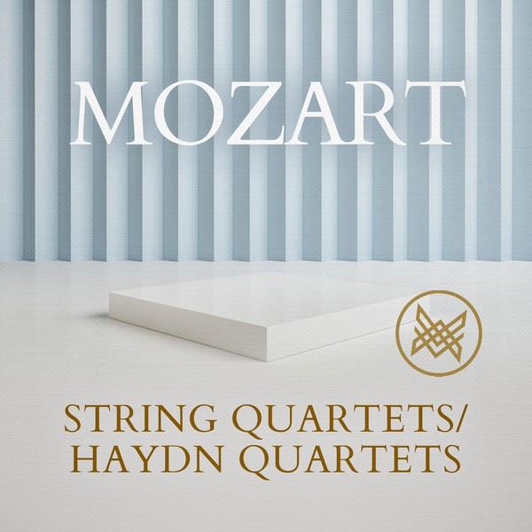 Mozart: String Quartets/Haydn Quartets