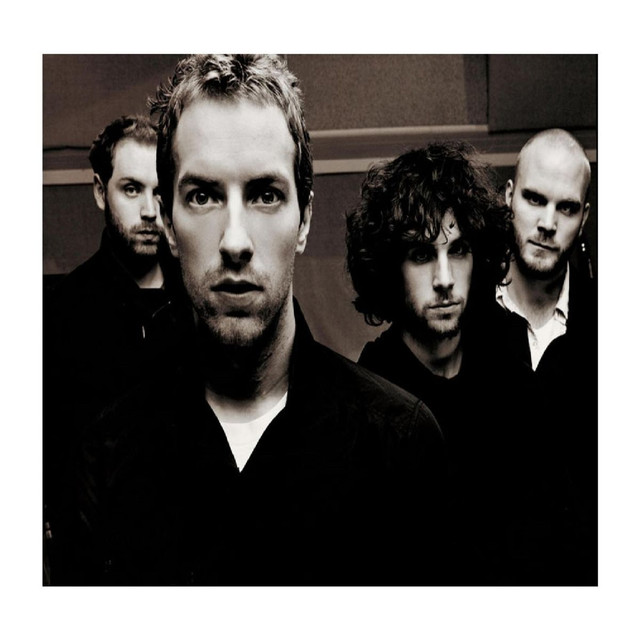 Coldplay I Ran Away album cover