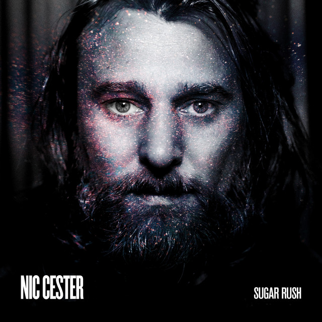 Album cover for Sugar Rush by Nic Cester