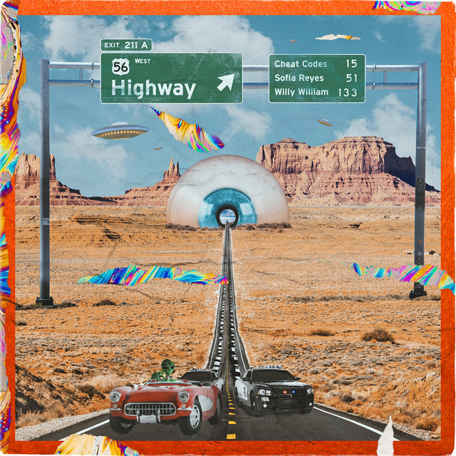 Highway, a song by Cheat Codes, Sofia Reyes, Willy William