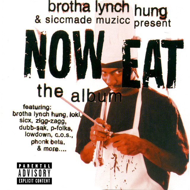 Now Eat - The Album