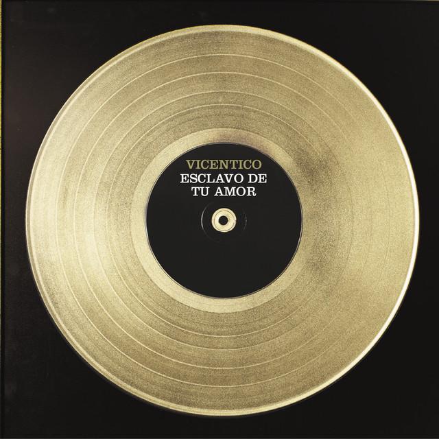 Vicentico Esclavo de Tu Amor album cover