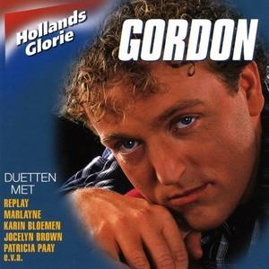 Hollands Glorie - Duetten met Gordon Albumcover