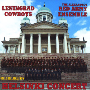 Total Balalaika Show: Helsinki Concert album