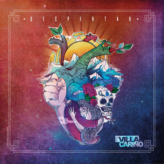 Album cover for Despertar by Villa Cariño