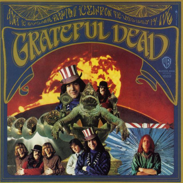 Grateful Dead Albumcover