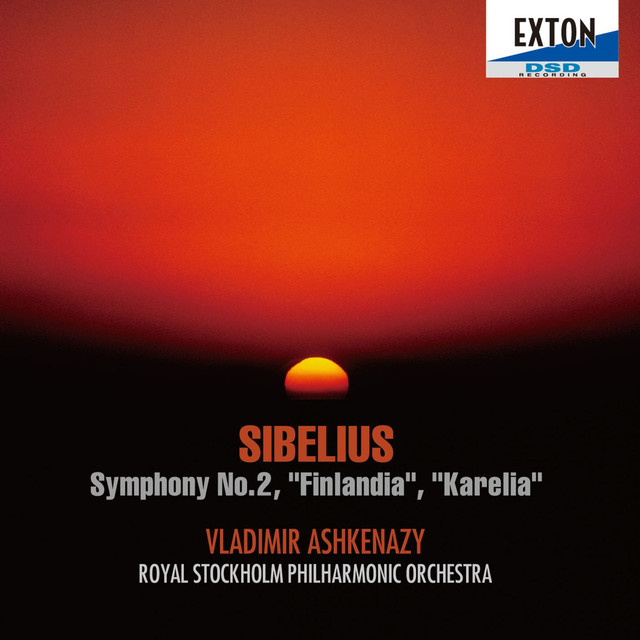 Sibelius: Symphony No. 2, Finlandia, Suite Karelia Albumcover