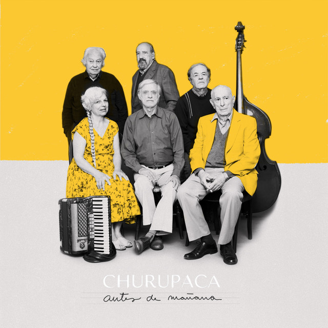 Album cover for Antes de Mañana by Churupaca