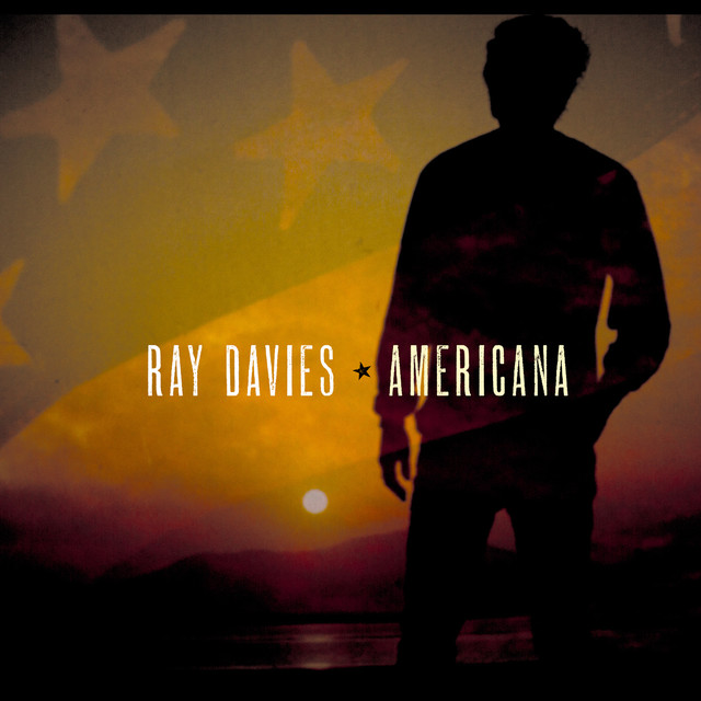 Album cover for Americana by Ray Davies