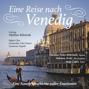 Sammy Cahn, Belper Chor, Gemischter Chor Kiesen, Camerata Zagreb, Mathias Behrends Be my Love cover
