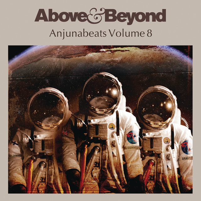 Above & Beyond Anjunabeats Vol. 8 album cover