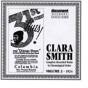 Clara Smith Vol. 2 (1924) album