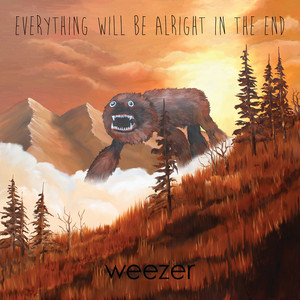 Everything Will Be Alright In The End - Weezer