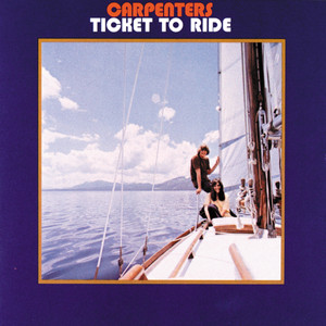 Ticket To Ride Albumcover