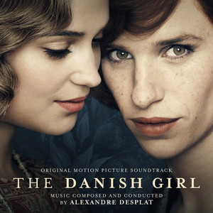 The Danish Girl (Original Motion Picture Soundtrack) Albumcover