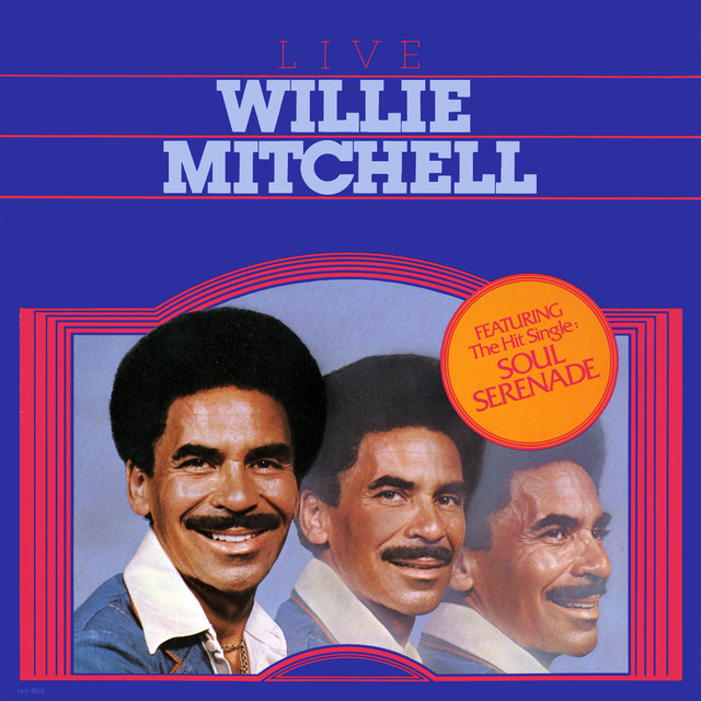 Willie Mitchell Live