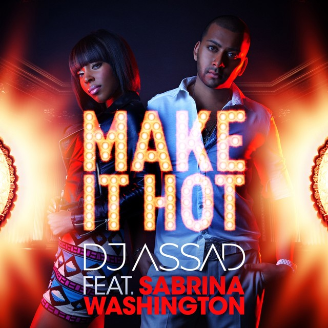 Make It Hot (feat. Sabrina Washington) [Radio Edit] Albumcover