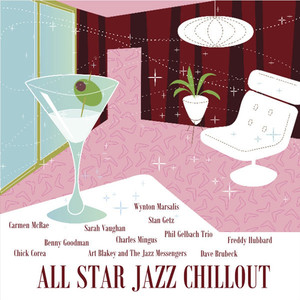 All Star Jazz Chillout album