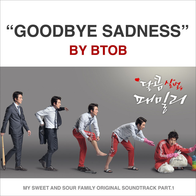 "Goodbye Sadness [From ""DalKom Family (Original Television Soundtrack), Pt. 1""]"