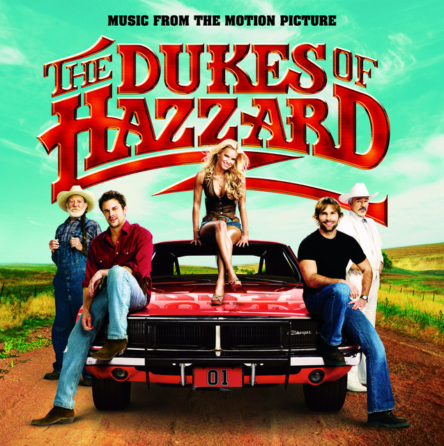 Various Artists The Dukes Of Hazzard (Music From The Motion Picture) album cover