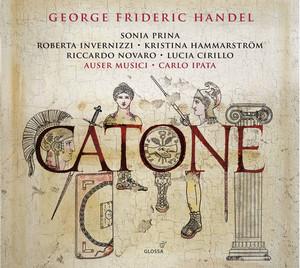 Handel: Catone, HWV A7 album
