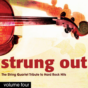 Strung Out Volume 4 Albumcover