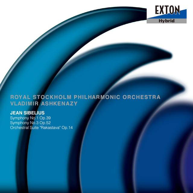 Sibelius: Symphonies No. 1, No. 3, Rakastava Albumcover