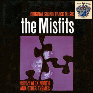 The Misfits - Original Sound Track Music