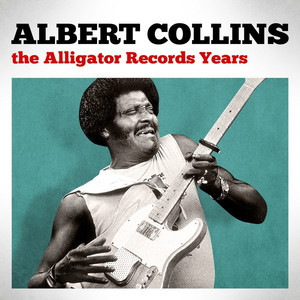 Albert Collins Quicksand cover