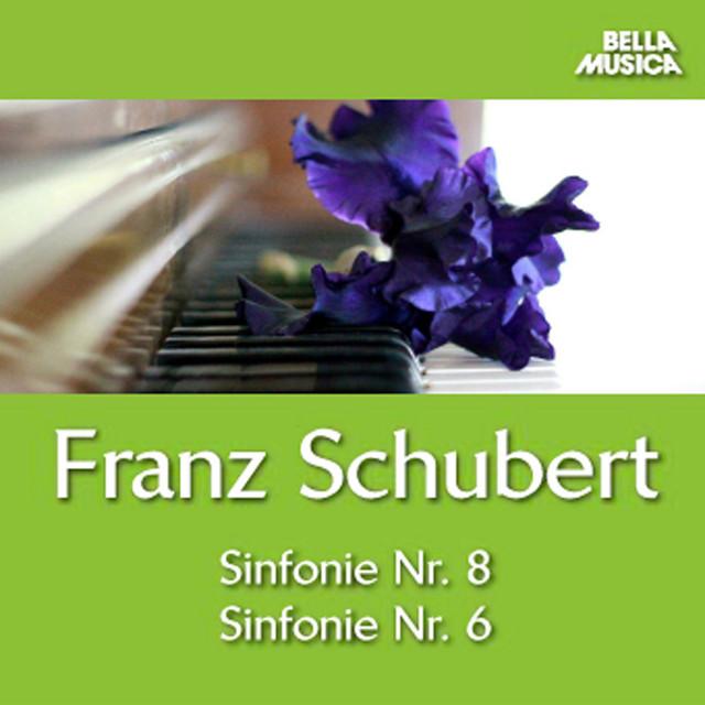 Album cover for Schubert: Sinfonie No. 8