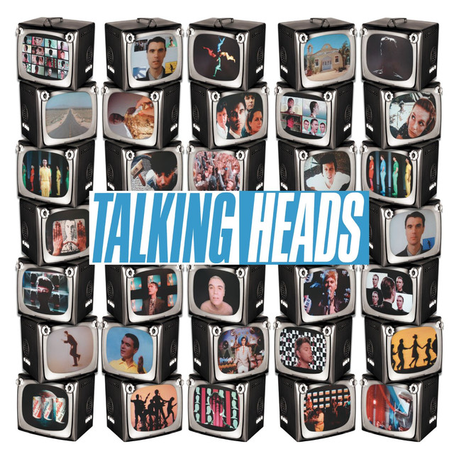 Talking Heads The Collection album cover
