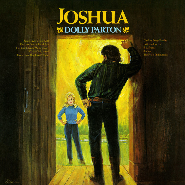 Joshua Albumcover
