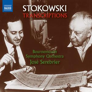 Stokowski Transcriptions album