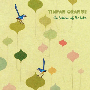 The Bottom of the Lake - Tinpan Orange