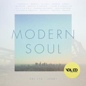 Modern Soul LP Albumcover