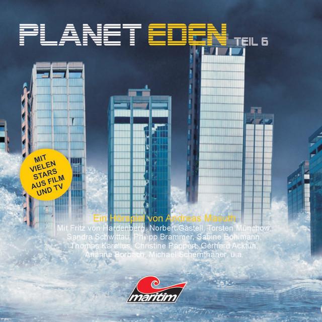 Planet Eden, Teil 6 Cover
