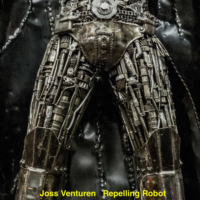 Album cover for Repelling Robot by Joss Venturen