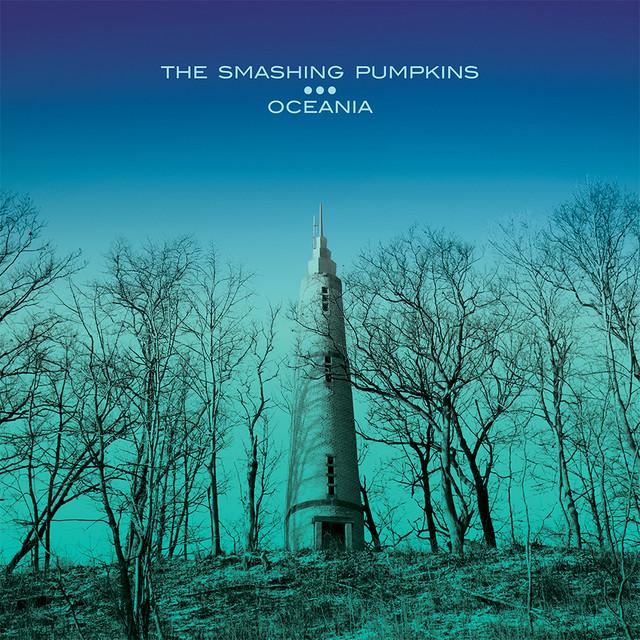 The Smashing Pumpkins Oceania album cover