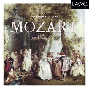 Mozart for Wind Octet Albümü